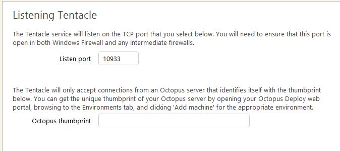 octopus-tentacle-configure-ports-and-thumbprint