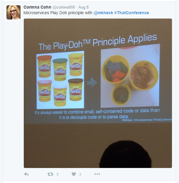 Play-Doh principle